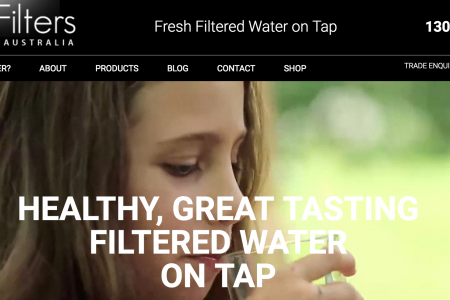 Water Filter's Australia: So much more than just a website